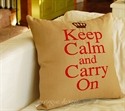 Picture of Keep Calm &amp; Carry On